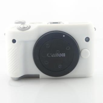 Soft Silicone Rubber Camera Protective Body Cover Bag Cover for Canon EOS M6 eosm6 Camera case