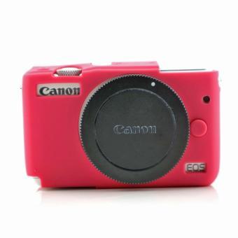 Soft Silicone Rubber Camera Protective Body Cover Protector Case Bag Skin For Canon EOS M10 EOSM10