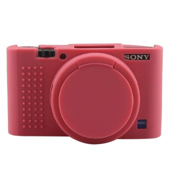 Soft Silicone Rubber Protective Body Cover Case Skin For RX100 III IV V RX100IV RX100V - intl ...