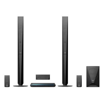 Sony DAV-DZ650 DVD Home Theatre System (Black)