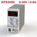 Switching Display 3 Digits 0-30V 5A DC Power Supply Precision Variable Adjustable AC 110V/220V 50/60Hz - intl