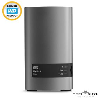 "Harga WD MY BOOK ESSENTIAL DUO 3.5"" 6TB USB 3.0"