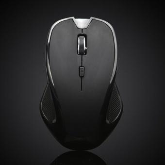 Wireless Mini Bluetooth 3.0 6D 1600DPI Optical Gaming Mouse Mice Laptop - intl .