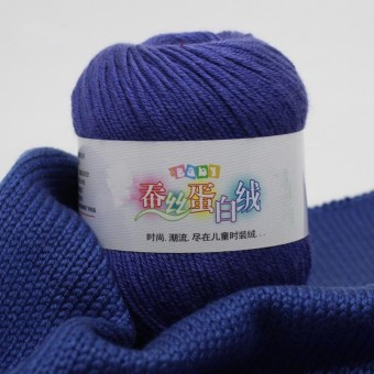 641955de4 Check For Price Of 1ball 100g Hand Woven Rainbow Colorful Crochet ...