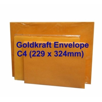 50pc Paper Envelope C4 (for A4)