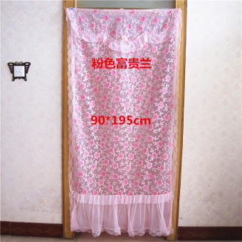 Bedroom large curtain fabric lace mosquito anti-Fly Sand curtain four seasons curtains half-curtain blackout curtain kitchen bathroom long curtain