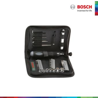 Bộ vặn vít đa năng 38 chi tiết Bosch 2607019506
