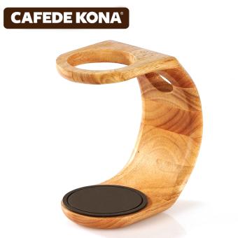 Coffee Cup Hole Punch Coffee Drinker