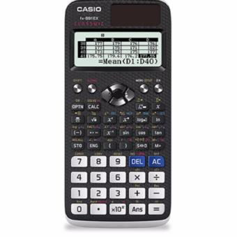Casio Scientific Calculator FX-991EX Approved For GCE A Levels (Local Warranty)