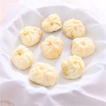 Cotton round Xiaolongbao steamed cloth steamer cloth