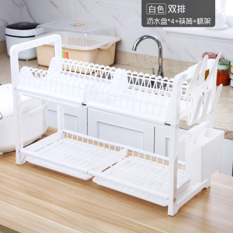 WORTHBUY Stainless Steel Kitchen Storage Rack