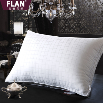 Fu Li Ai Na hotel pillow cotton neck health care cotton adult Zhen Xin one pair beat 2 limited time special