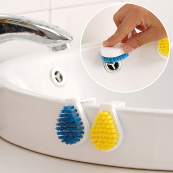 Home home bathroom wash basin cleaning supplies mini small brush kitchen with a brush crevice cleaning brush