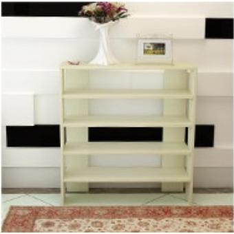 Harga Wooden Shoe Rack