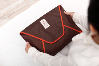 Harga Korean original single creative traveling clothes wrinkle shirt finishing bag storage bag finishing bag clothing storage bag