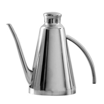 "Harga ""MEGA Stainless Steel Oil Pot Vinegar Bottle Container"