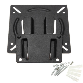 "Harga Wall Mount Bracket for 10""-23"" Inch Flat Panel Screen LCD LED Display TV Monitor"