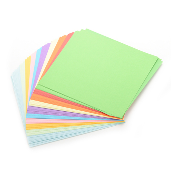 Harga Amango Coloured Paper Origami Square Double Sided 100 Pcs