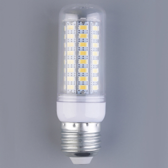 OH 3500LM 25W E27 72 x 5730 SMD LED Corn Bulb Lamp Warm/Cool White Lights 110V Warm white