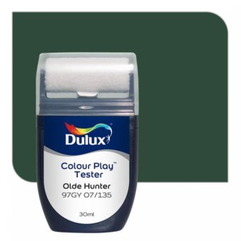 Harga Dulux Colour Play Tester Olde Hunter 97GY 07/135