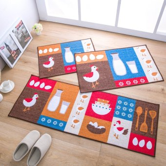Harga Kitchen floor mats long home door mat mats doormat bathroom door absorbent mats bath mat