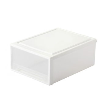 Harga Fits Stacking Drawer(Small)-white