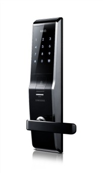 Harga Samsung SHS-H705 Digital Door Lock (Black)