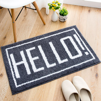 Harga Bathroom mats door mats doormat mat kitchen bedroom bathroom door absorbent mats bath mat