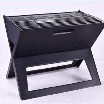 Harga FOLDABLE FLAT STAINLES STEEL BBQ GRILL