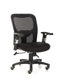 Harga Merito Mesh Office Chair Mid Back