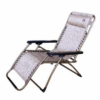 Harga Winning Foldable Recliner Relax Chair (Design 2)