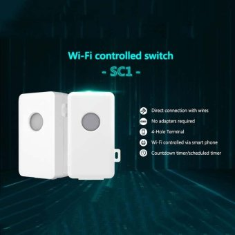 Broadlink SC1 Wifi Controller Smart Home Automation Modules For IOS Android - intl