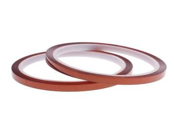 Harga High Quality Store New 5mm 100ft Tape BGA High Temperature Heat Resistant Polyimide For Kapton Amber