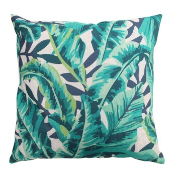 Harga Creative Bamboo Pattern Cotton Pillow Cover Cushion Cover - Intl