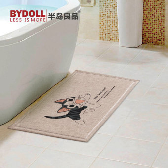 Harga Cartoon bedroom door kitchen mats