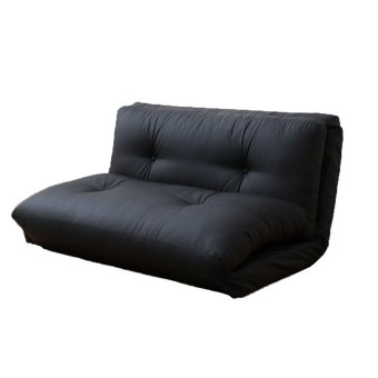 Harga Windy II PU Sofabed (Black) (Free Delivery)