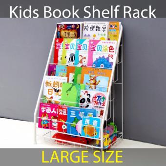 Harga Kids Bookshelf Organizer - Large