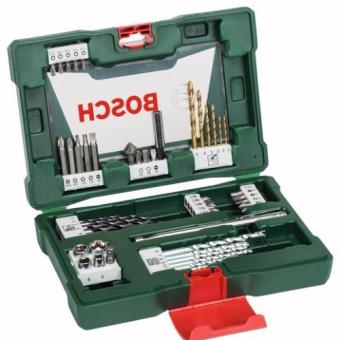 Harga Bosch 48pcs Tin Drill & Screw Bits Set