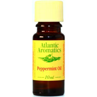 Atlantic Aromatics Peppermint Organic Essential Oil – Mentha Piperita Plant Oil - 10mL