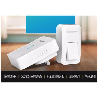 Harga Doorbell Wireless No Battery Required Power Save