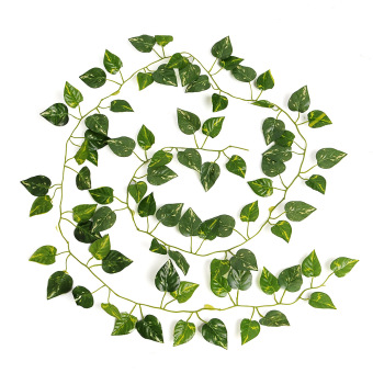 Artificial Ivy Leaf Green Vine Foliage Home Wedding Party Decor Decoration