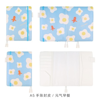 Harga Van Gogh Monet fresh Japanese-style A5 hand account BENSE.O cover day BENSE.O basic hand account cover diary BENSE.O program BENSE.O