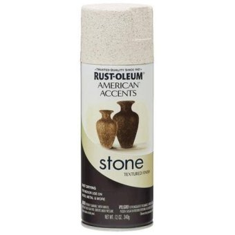 Harga Rust-oleum American Accents Stone Textured Mica Stone (Travertine) 285028