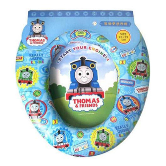Harga Thomas Potty Soft Seat Children Toilet Seat Cover