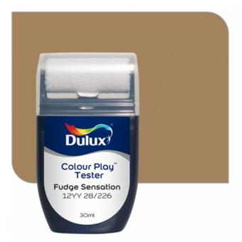 Harga Dulux Colour Play Tester Fudge Sensation 12YY 28/226