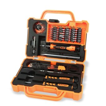 Harga JAKEMY 45in1 Screwdriver Set Repair Tools (Orange) - intl(...)