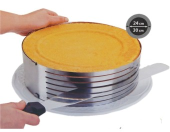 Harga Input from the baking mold inch slicing can be retractable mousse ring cake ring cake mold activity