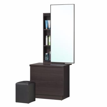 Harga Nova D23 Dressing Table with Stool (FREE DELIVERY) (FREE ASSEMBLY)