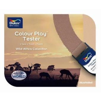 Harga Dulux Colour Play Tester Colours Of The World - Wild Africa