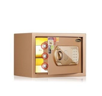 Harga 25L Electronic Safe Deposit Box (Gold)